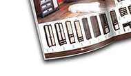 Portfolio - Katalogi klejone/druk książek #2