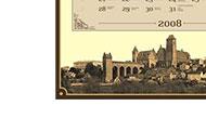 Portfolio - Kalendarze trójdzielne #2