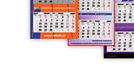 Portfolio - Kalendarze trójdzielne #3