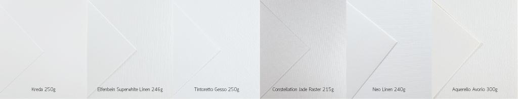 Portfolio - Papiery ozdobne